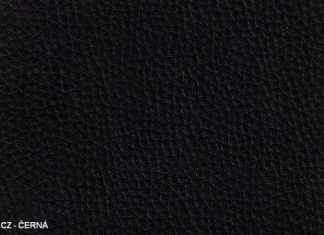 Varianta 3 180x200cm černá